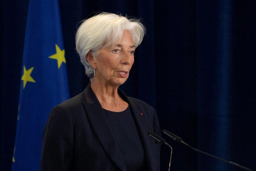 Eurozone's Sluggish Economy Shows Challenge Facing Lagarde