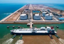 China's Yantai LNG group aims to start up import terminal by 2022