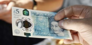 Dovish dissents at the Bank of England send sterling lower