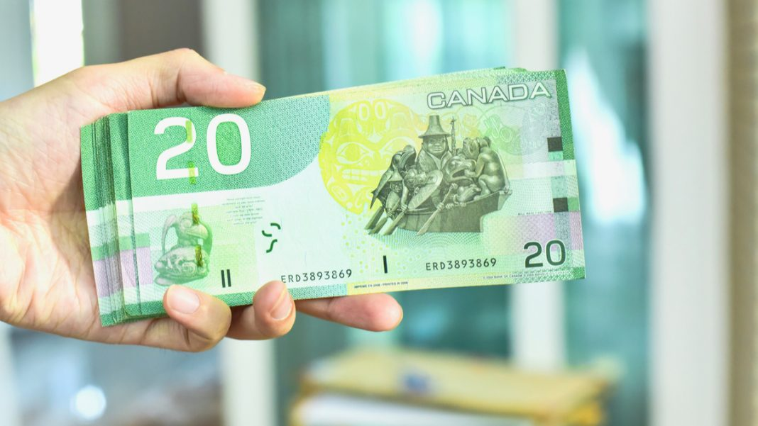 Canadian Dollar Hit by Falling Oil Prices