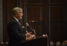 Fed's Harker: It's Now Time for Fed to Hold Steady on Rates