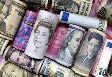 Japan's yen gains, yuan down on trade woes, Hong Kong strife