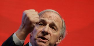 Ray Dalio Says 'World Has Gone Mad'