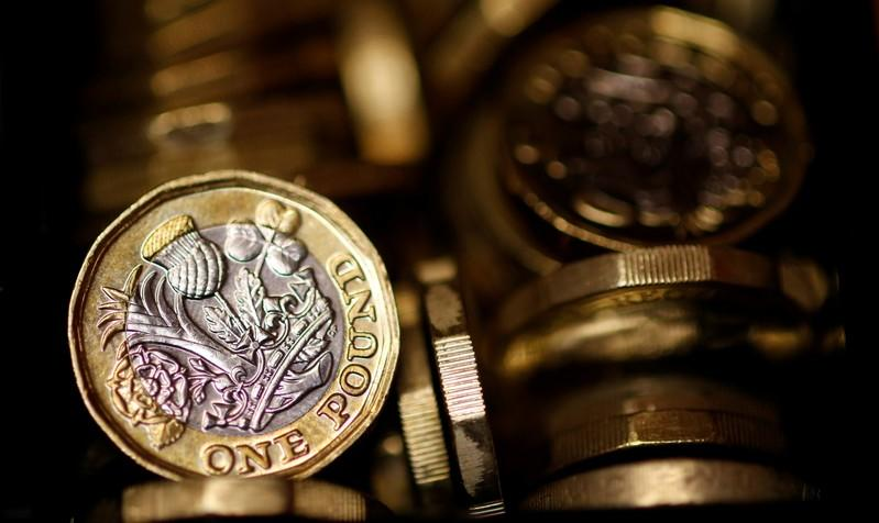 Sterling touches near seven-month high against euro after YouGov poll