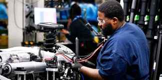 US producer prices were unchanged in November
