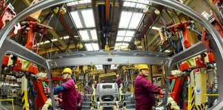 China economic data fuels risk-on sentiment