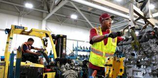 US third-quarter economic growth unrevised at 2.1%