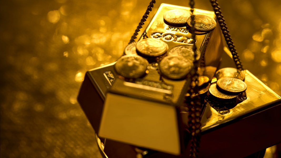 Gold bulls capitalize on dollar weakness