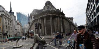 Bank of England keeps rates steady as it eyes post-election pick-up