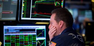Markets have a lackluster start to the busy week