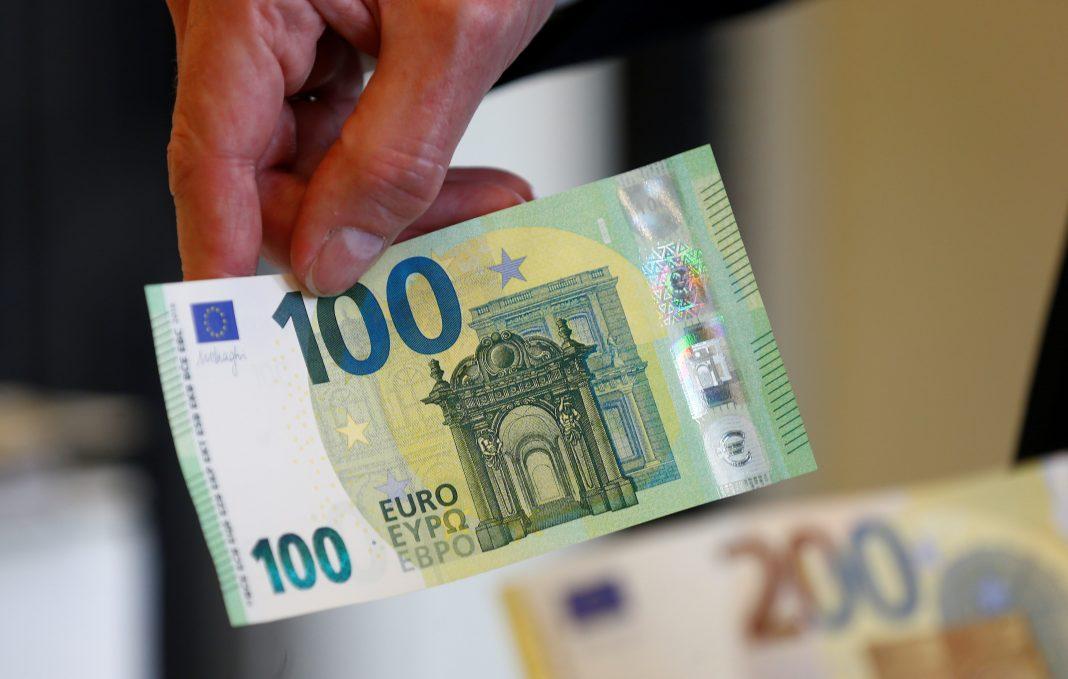 EURUSD at 2020 lows just above 1.10