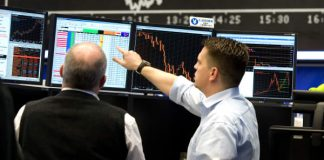 Europe closes higher as China's GDP grows as expected