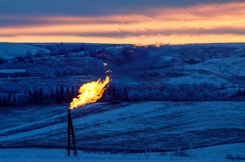 The U.S. drilling industry flared or vented more natural gas in 2019 for the third year in a row, as soaring production in Texas, New Mexico, and North Dakota overwhelmed regulatory efforts to curb the practice, according to state data and independent research estimates.
