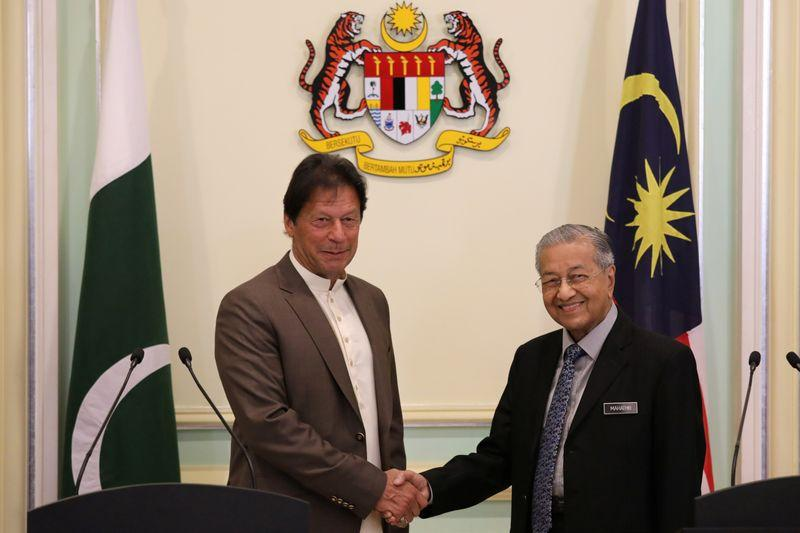 Pakistan will buy more palm oil from Malaysia, Prime Minister Imran Khan said on Tuesday, to try and compensate after top buyer India put curbs on Malaysian imports last month amid a diplomatic row.