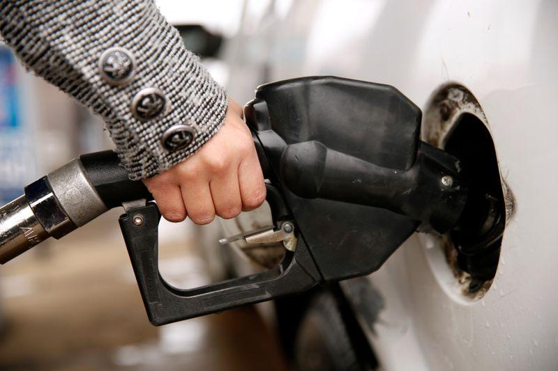 U.S. gasoline prices on Tuesday continued a week-long climb as unplanned weekend refinery outages compounded earlier shutdowns at major U.S. Gulf Coast and East Coast plants, gasoline traders said