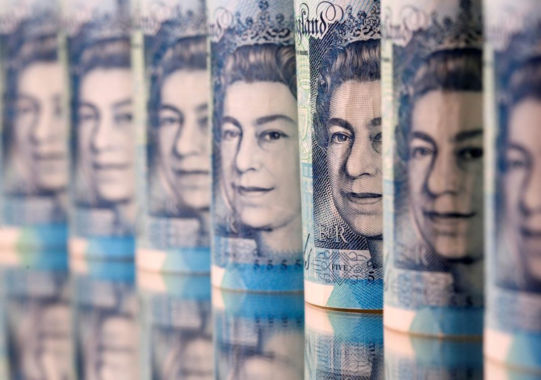 The pound jumped on Thursday and bond yields rose as investors positioned for a higher-spending budget next month under a new British finance minister