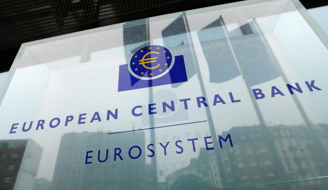 The European Central Bank's negative interest rate policy is not harming the euro zone economy but will not succeed in bringing inflation up to the central bank's target