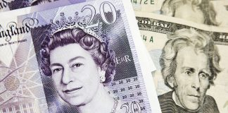 GBPUSD rose and dropped as the uncertainty over the UK-EU further relations persists
