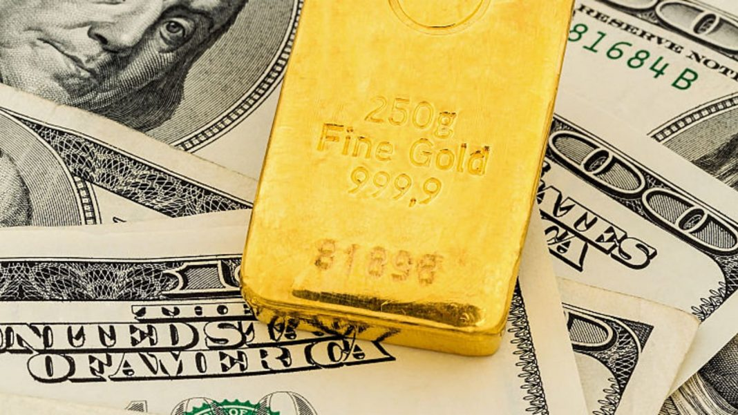 Uncertainty surrounding the decease will limit the downside pressure on safe havens, including gold
