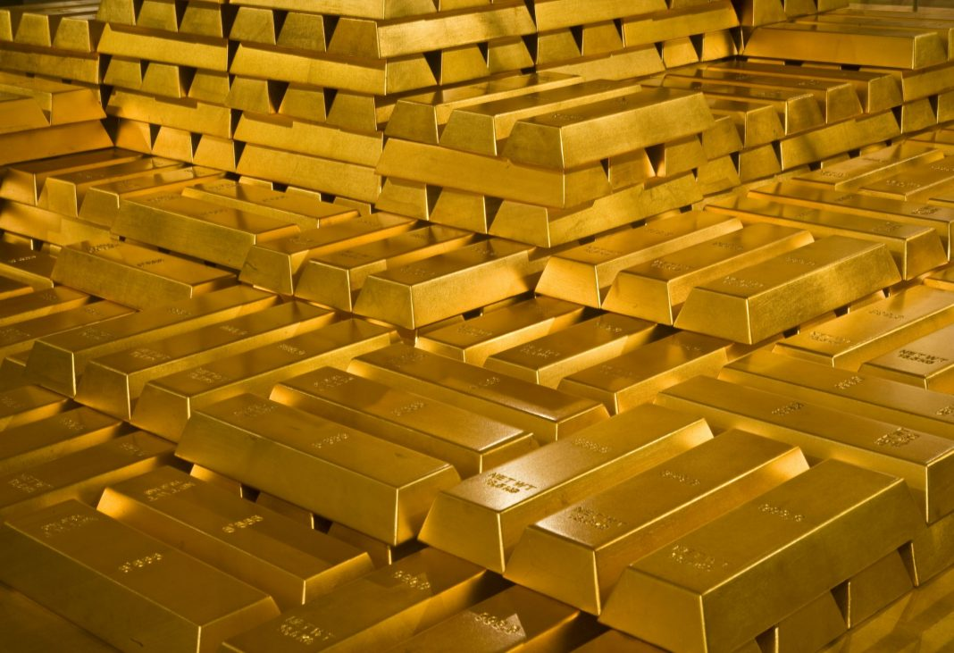 Risk aversion resumed and sent the yellow metal to fresh more than two-week highs