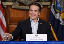 Gov. Andrew Cuomo for veep? Well, never say never — but it's ­unlikely.