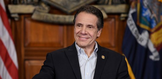Gov. Andrew Cuomo for veep? Well, never say never — but it's unlikely.