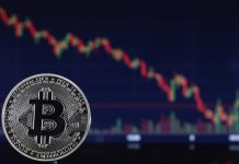 Bitcoin (BTC) is again feeling the pull of gravity as investors offload risk in traditional markets despite the massive U.S. stimulus package this week.