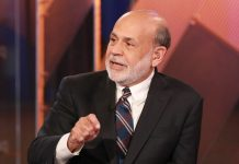 Bernanke guided the Fed during the financial crisis and accompanying Great Recession.