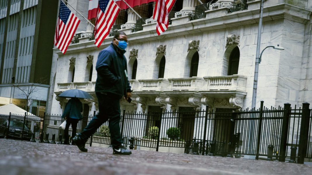 Wall Street was set to bounce from three-year lows on Tuesday, as signs of Washington nearing a deal on a $2 trillion economic rescue package gave a shot of optimism to markets reeling under the biggest selloff since the global financial crisis.