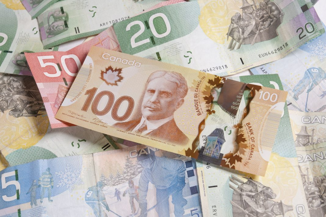 The pair is waiting for the Bank of Canada rate decision