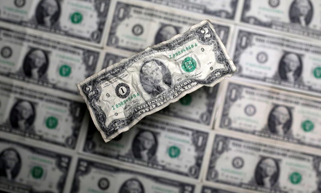 The greenback has ignored better-than-expected US CPI data