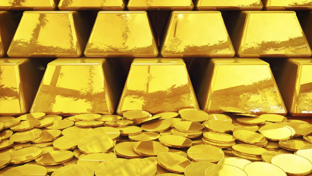 The precious metal will likely remain afloat amid the negative virus-related news headlines