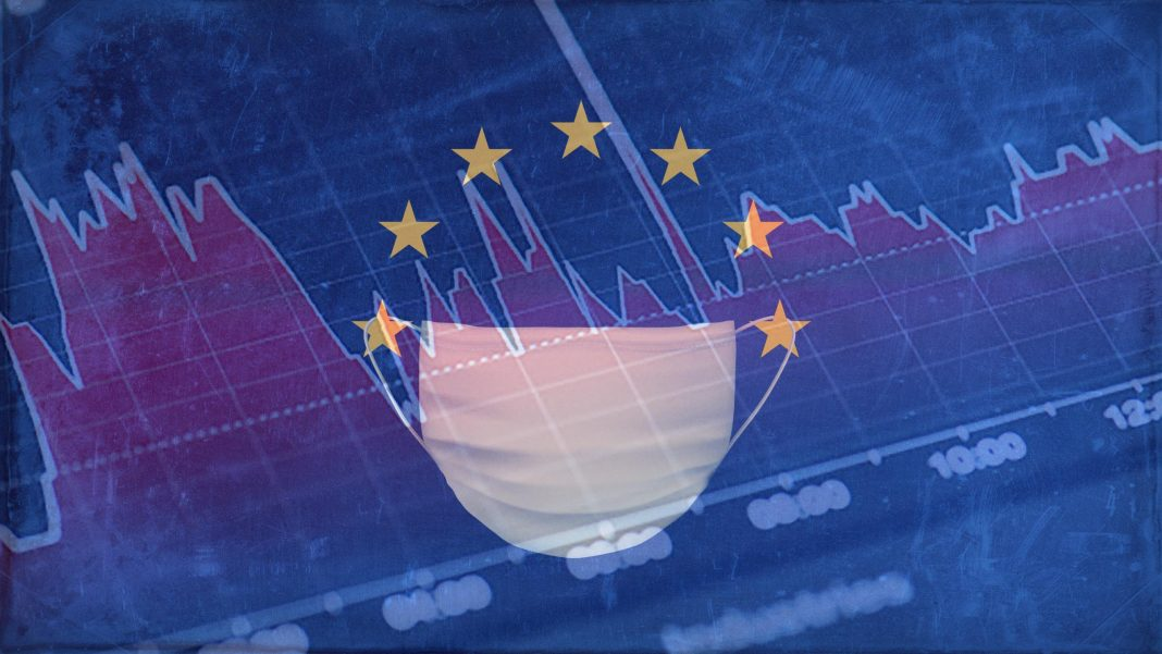 European stock markets headed lower on Monday, as fears about the economic hit from the coronavirus pandemic intensified with several nations extending near-total lockdowns.