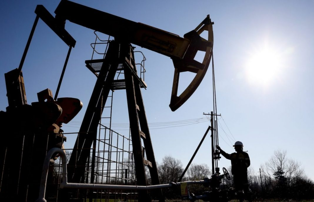 Oil prices rose on Thursday after sharp losses in the previous session, with investors hoping that a build-up in U.S. inventories may mean producers have little option but to cut output as the coronavirus pandemic ravages demand.
