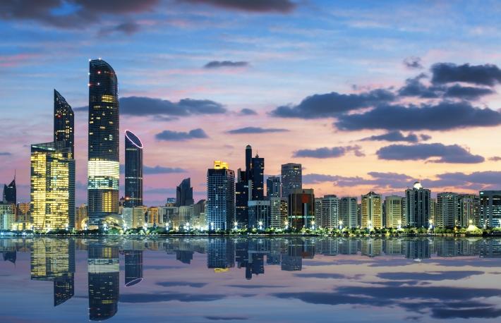 Abu Dhabi Credit: Shutterstock