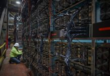 Greenidge Generation's bitcoin mining facility, image via Greenidge
