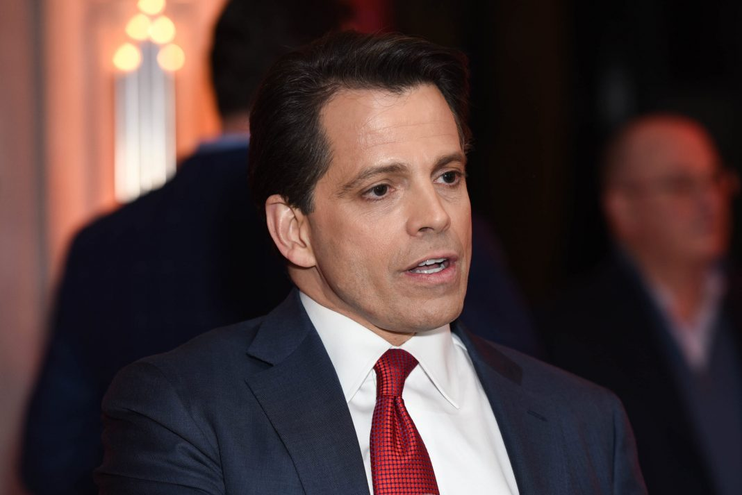 "Scaramucci predicted that social distancing and quarantine measures across the U.S. could start to ease in the first week of May, which ""will lift spirits"" and ""improve the economic outlook."""