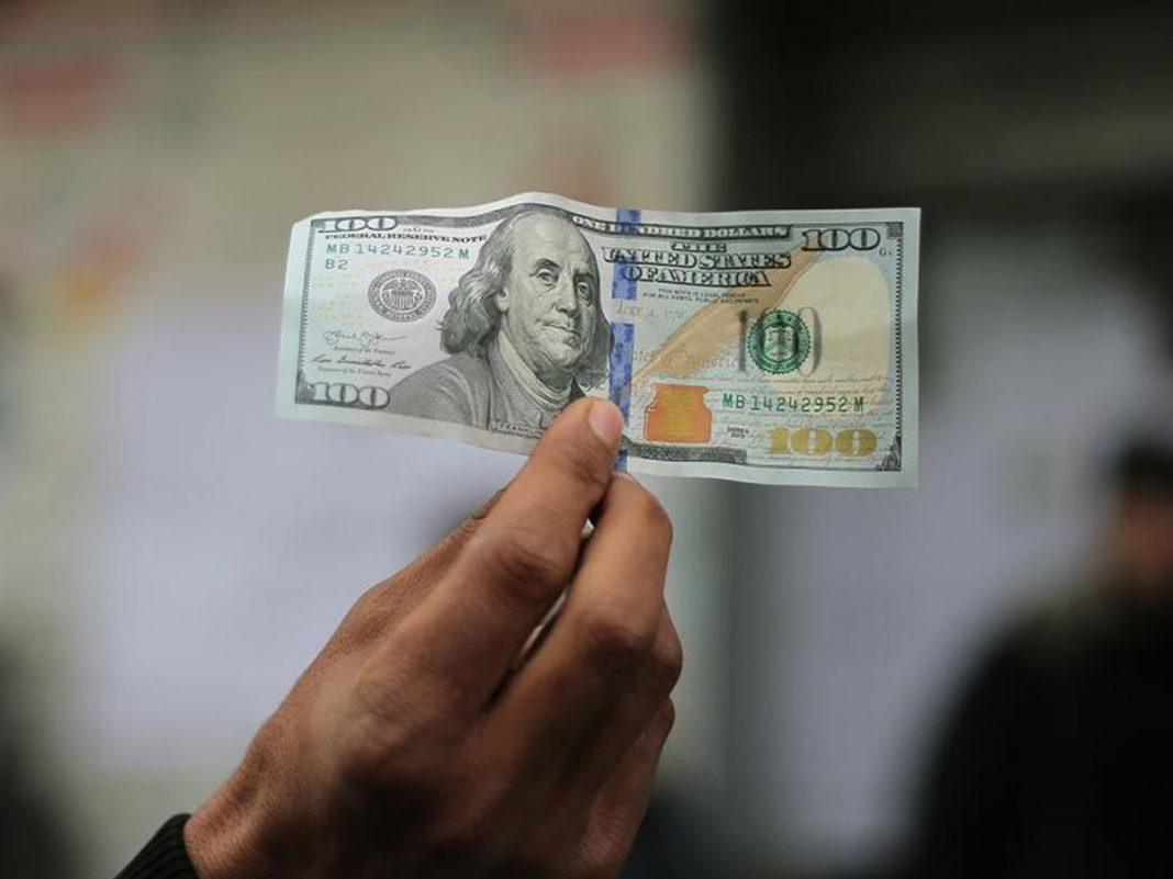 The dollar firmed on Wednesday as optimism that the coronavirus crisis was slowing waned, increasing investor concerns over the economic impact of the pandemic.