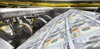 The dollar slipped against the currencies of oil-producing states on Thursday, giving up earlier gains as a bounce in crude prices gave succour to markets shaken by the massive coronavirus-induced drop in demand.