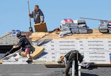 Housing starts tumbled 30.2% to a seasonally adjusted annual rate of 891,000 units last month, the lowest level since early 2015, the Commerce Department said on Tuesday.