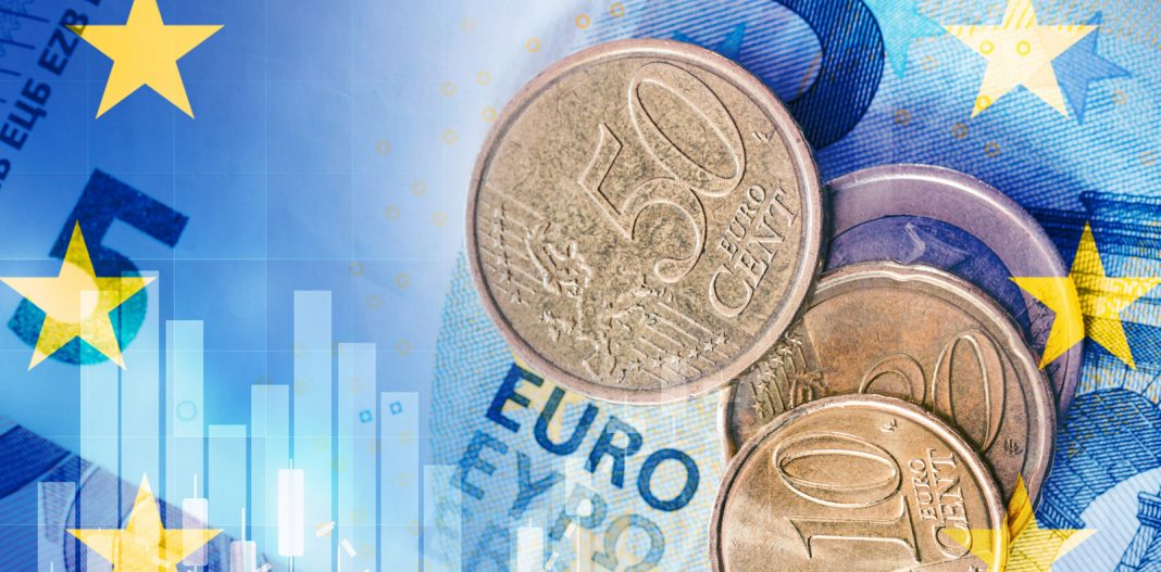 The ECB officials now expect the region's economy to contract by 5.5% in the first quarter