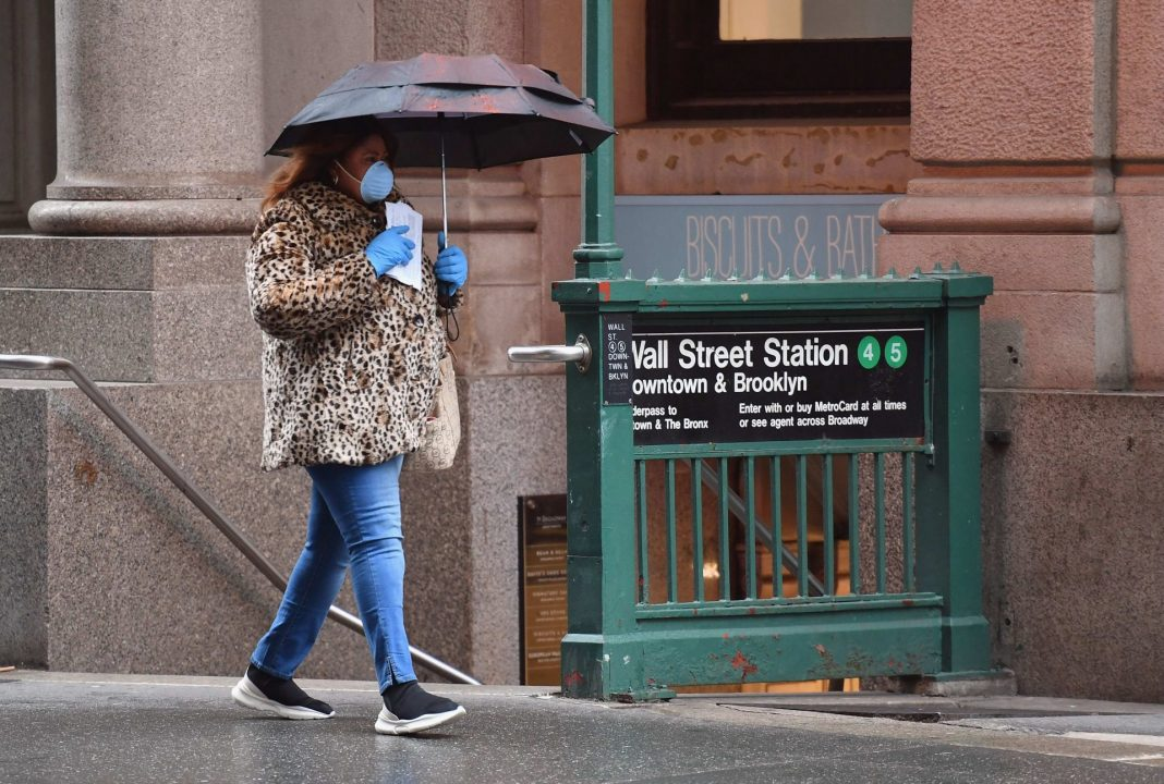 The benchmark S&P 500 rose modestly on Wednesday, with gains in technology shares offsetting declines in financials and defensive groups as data showing U.S. private employers laid off 20 million workers in April underscored the economic fallout of the coronavirus outbreak.