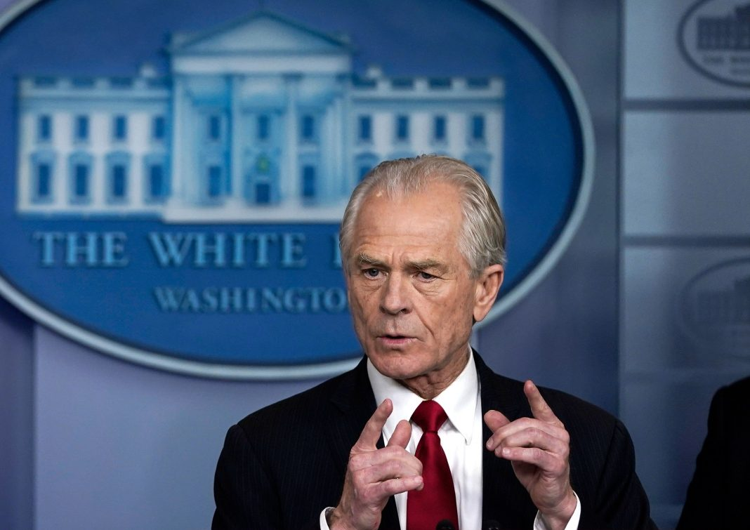 "White House trade advisor Peter Navarro has clarified that the U.S.-China phase one trade deal is not over, and that his comments to Fox News was taken ""wildly out of context."""