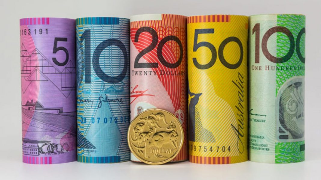 At this stage, the path of least resistance for the Australian currency is to the downside