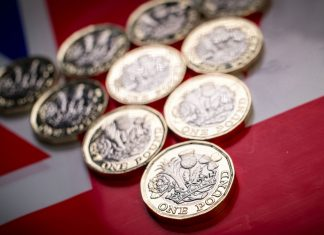 Upbeat comments from Barnier were not enough to trigger a sustainable rally in sterling
