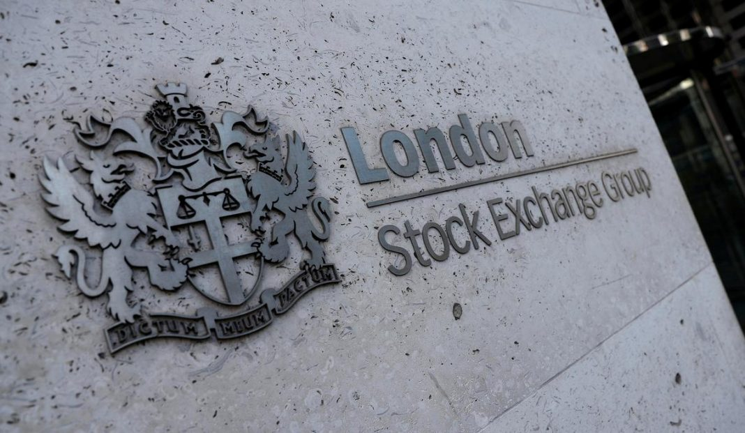 World shares were just shy of a five-month peak and the dollar dipped on Monday as investors watch second-quarter earnings for signs that corporate profits have hit their lowest and are starting to recover as coronavirus lockdowns ease.